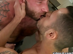 Drake Jaden & Valentin Petrov fro Competitive Going to bed Video