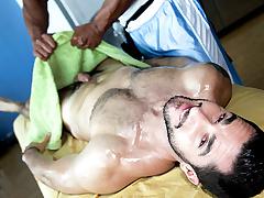 Hot Bear Massage Instalment - RubHim