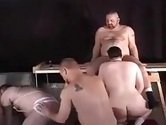 Hold to Orgy scene 2
