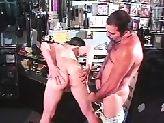 Adorable youthful twink upon a big horseshit fully enjoys a rough anal fucking